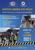 Flyer A4 Dispositif Urgence AFPS-DGSCGC 2021-02-V2